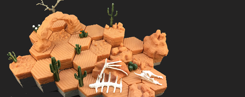 HyGround - 3D Terrain Tiles